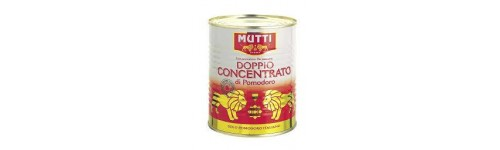 CONCENTRÉS (TOMATES, PESTO, etc)