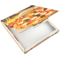 PIZZA BOX 24 V         200 PCS
